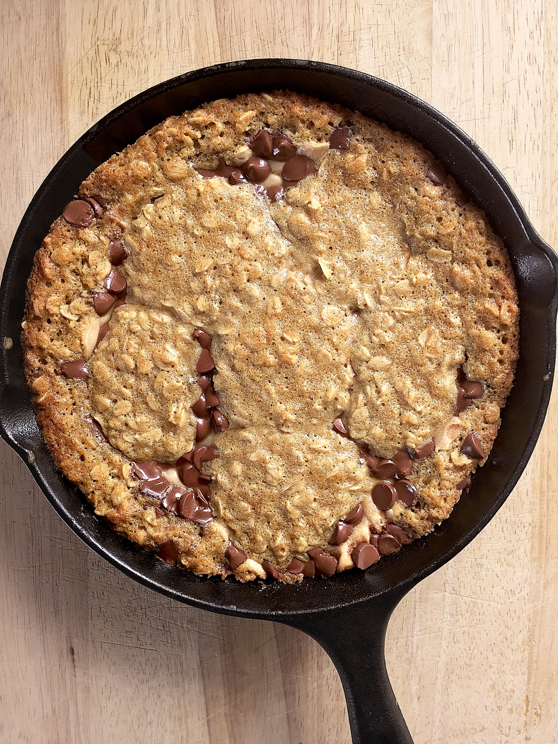 Skillet Cookie (Oatmeal Peanut Butter Chocolate Chip).jpg