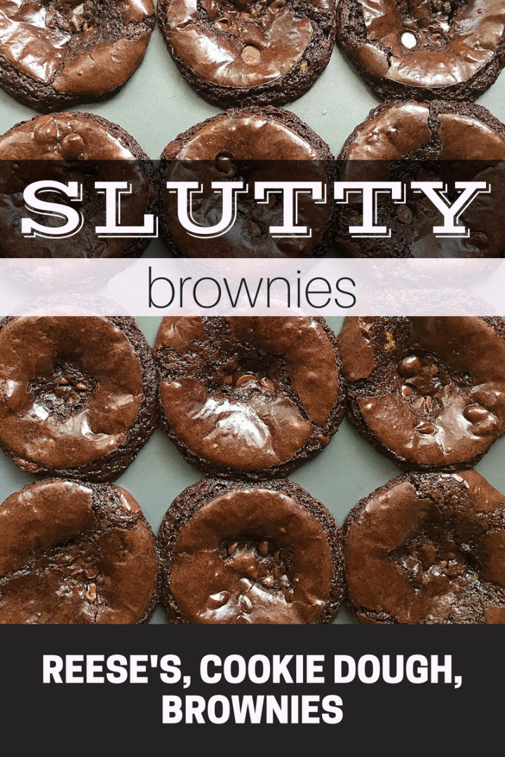 Slutty Brownies – You Need This In Your Life